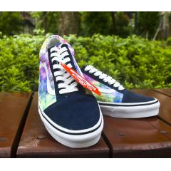 Vans Old Skool 紅色渲染