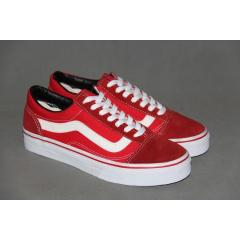 Vans Old skool 大紅