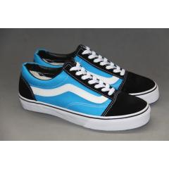 Vans Old Skool 黑天藍